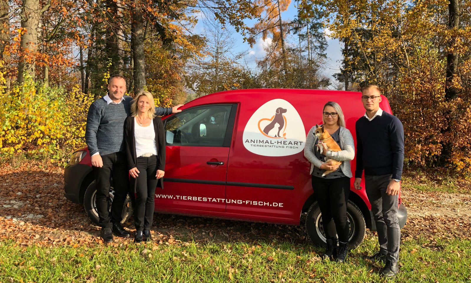 Tierbestattung-Passau-Team